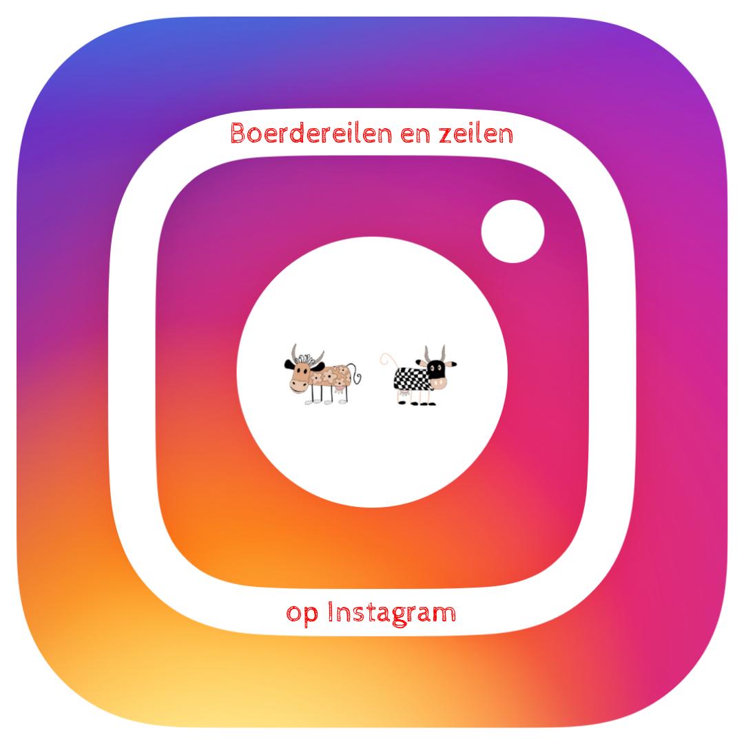 boerdereilen en zeilen op instagram